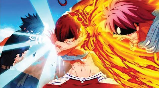 Karakter Anime Yang Saling Bersahabat dan Menjadi Rival Abadi