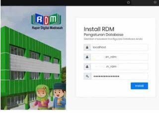 Cara Install Raport Digital Madrasah di Hosting Cpanel
