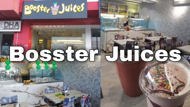 Osm juice in Rawilpindi Booster Juices | Review of Booster Juices