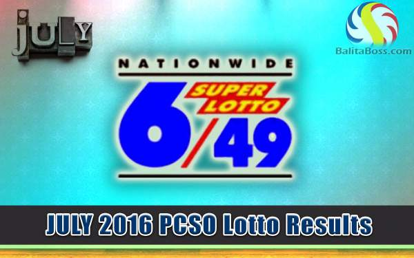 Super 7 Winning Numbers