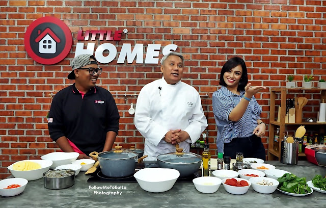'Meet & Greet' session with Dato' Chef Wan