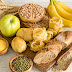Selected carbs foods that are rich of nutrients