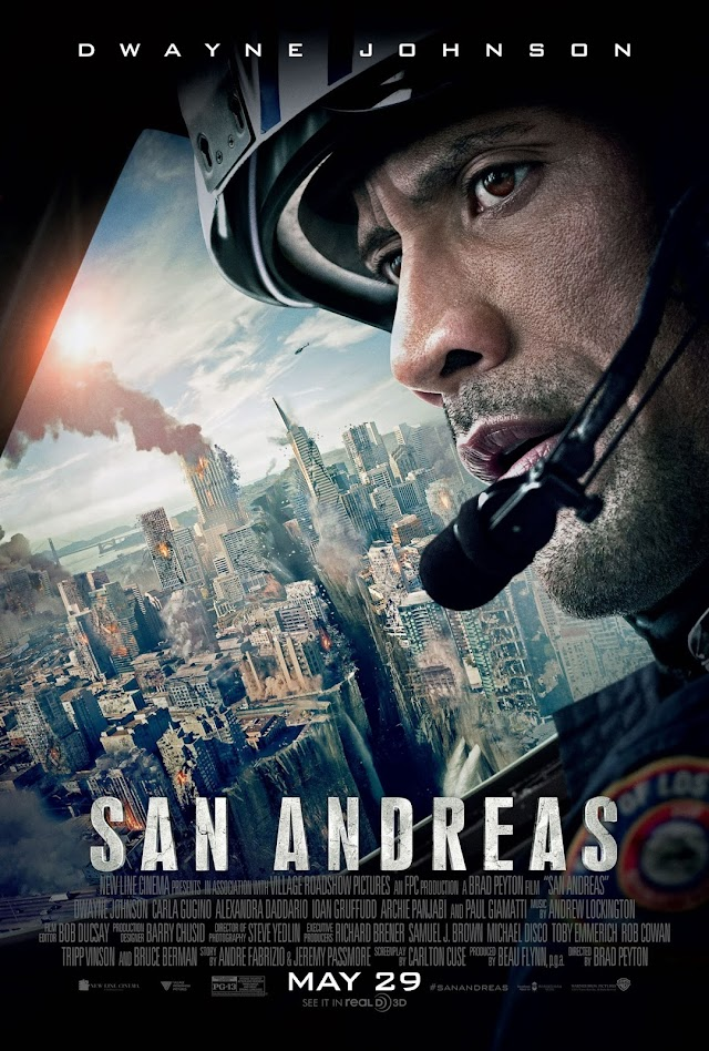 San Andreas 2015 Movie Free Download HD Online