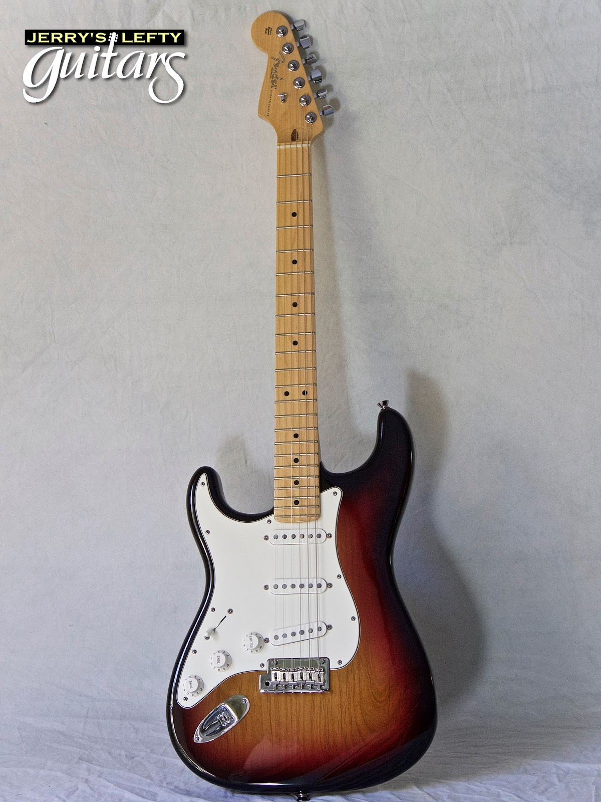 Jerry\'s Lefty Guitars newest guitar arrivals. Updated weekly!: 2009 ...