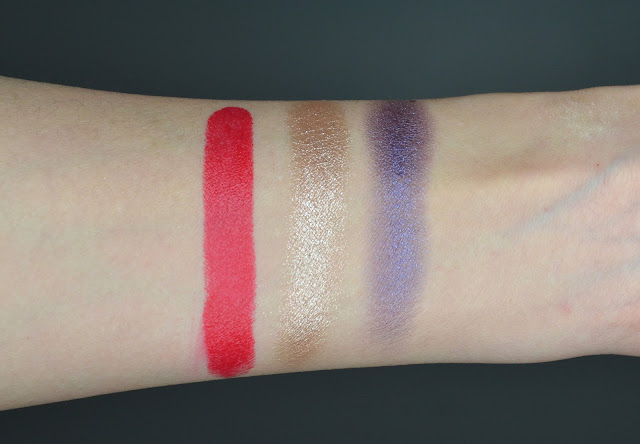 Guerlain Shalimar Holiday Collection Review Swatches Makeup Look