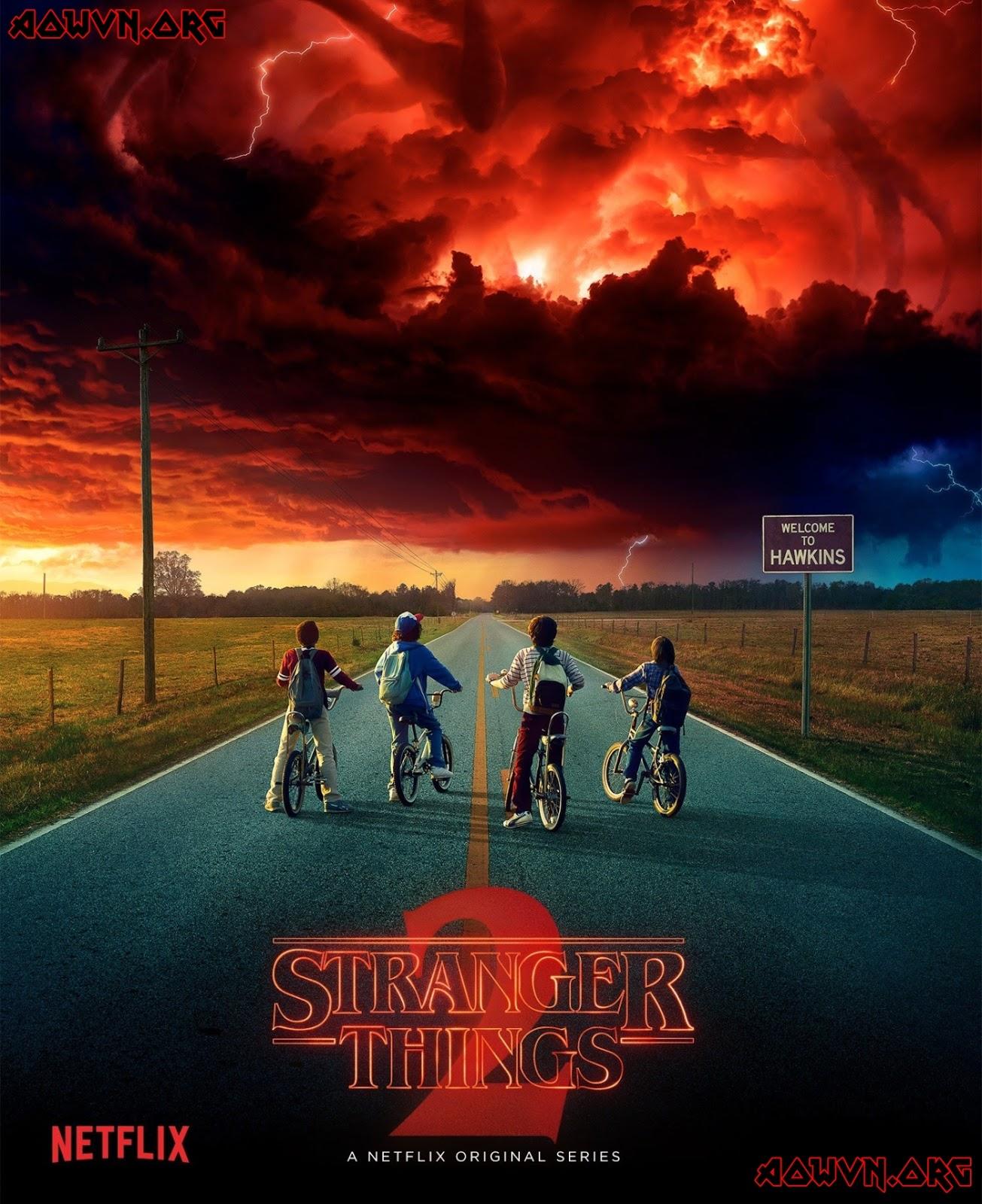 stranger things season 2 003 e1509682982899 - [ Phim 3gp Mp4 ] Stranger Things SS1 + SS2 | Vietsub - Siêu phẩm Netflix - Kinh Dị - Viễn Tưởng