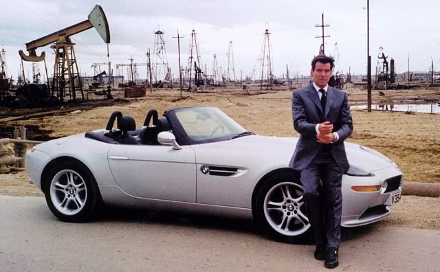 brand product placement importance bmw z3 james bond