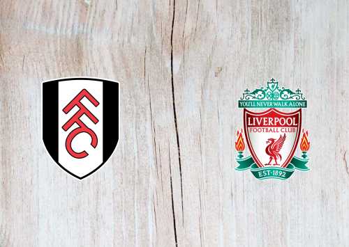 Fulham vs Liverpool -Highlights 13 December 2020