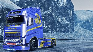 Swedish Lion for Volvo 2013