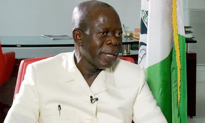 Oshiomhole: The Mistakes Of A