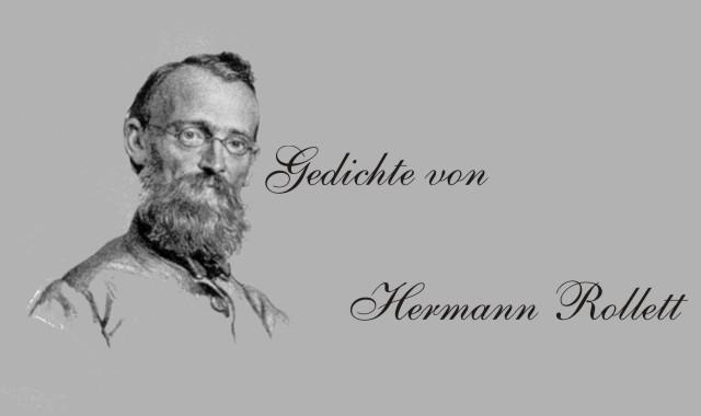 Porträt von Hermann Rollett