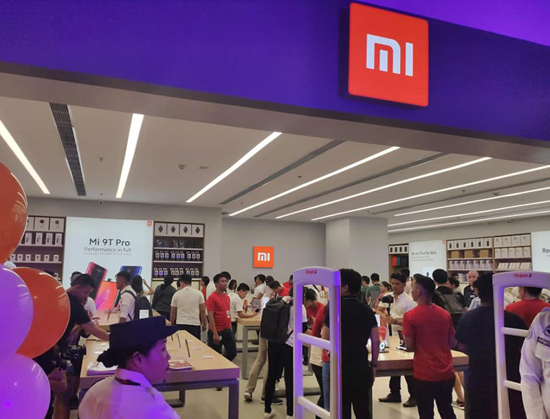Authorized Mi Store in Ayala Malls Central Bloc, Cebu is now open