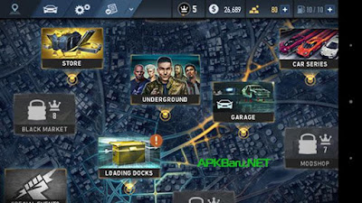 Game Need For Speed No Limits Apk