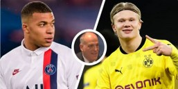 Javier Tebas: 'It's will be complicated' to bring Haaland or Mbappe to La Liga in the summer
