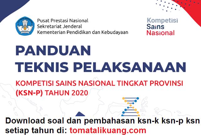 download panduan pelaksanaan ksn-p provinsi tahun 2020 pdf tomatalikuang.com