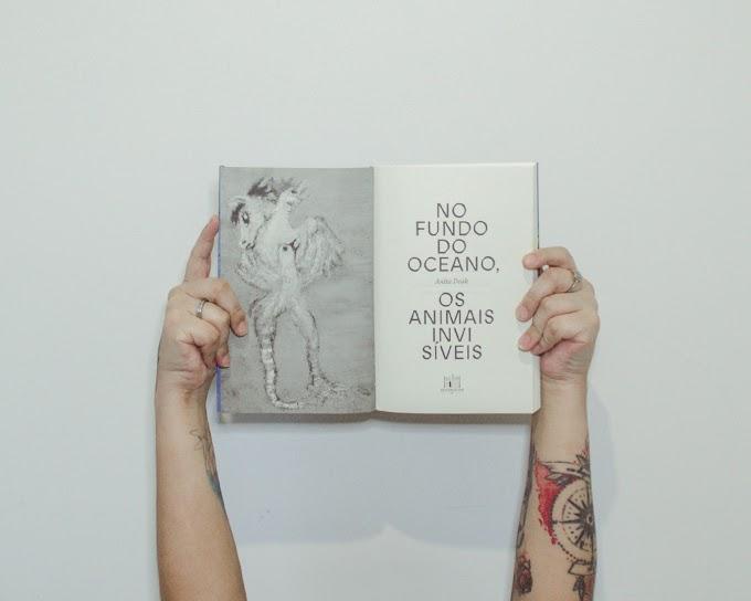 """No Fundo do Oceano, Os Animais Invisíveis"" e a escrita contemplativa"