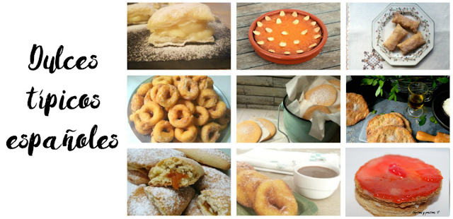 dulces-caseros-españoles