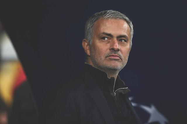 Jose Mourinho is eyeing the Arsenal job