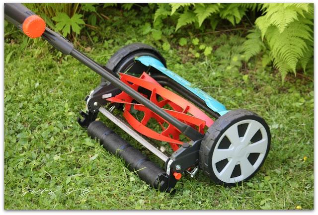 gardena lawn mower kelaleikkuri