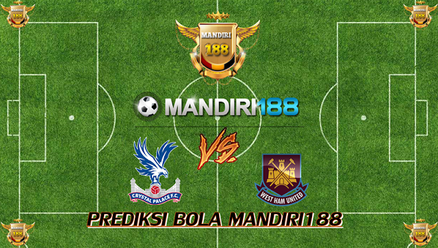 AGEN BOLA - Prediksi Crystal Palace vs West Ham United 28 Oktober 2017