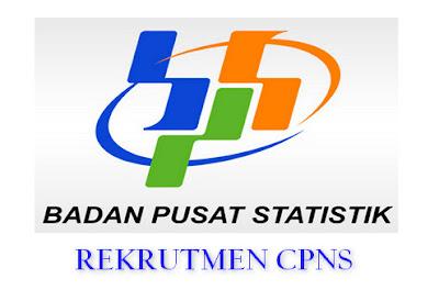 Formasi CPNS 2021 : Badan Pusat Statistik
