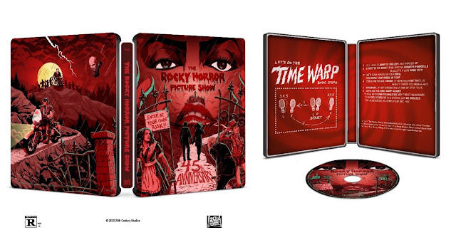 Rocky Horror Picture Show' 45th Anniversary Limited-Edition SteelBook 1