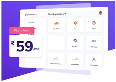 Hostinger Shared Hosting Review 2020 : Personal Experience