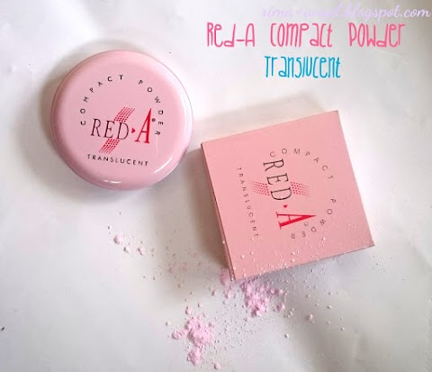 Review Red-A Compact Powder Translucent