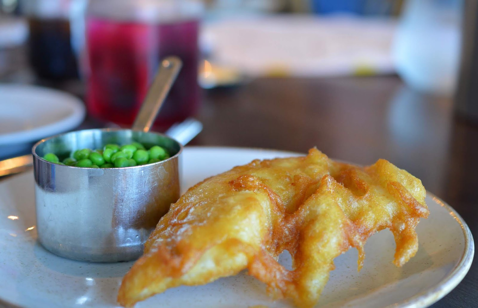 A Luxury Family Staycation at Rockliffe Hall Hotel  - children's fish and chips
