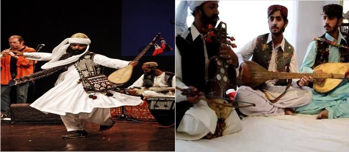 Balochistan Folk Music