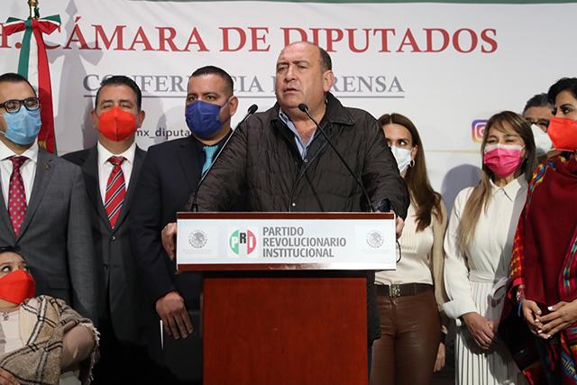 PRI pide al Gobierno Federal informar sobre el destino de recursos del Fonden
