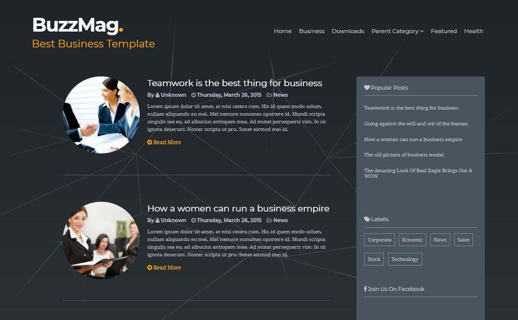 BuzzMag-premium-version-responsive-blogger-template-free-download