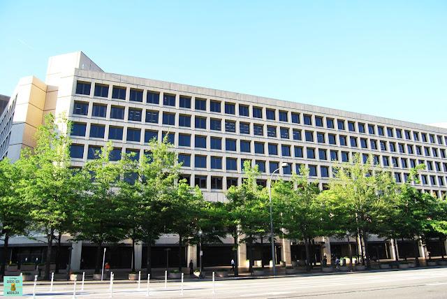 Sede del FBI en Washington