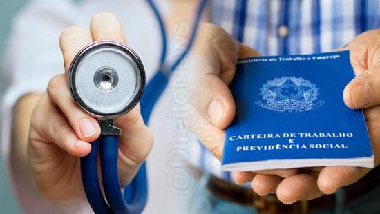 seguro desemprego auxilio doenca juntos direitos