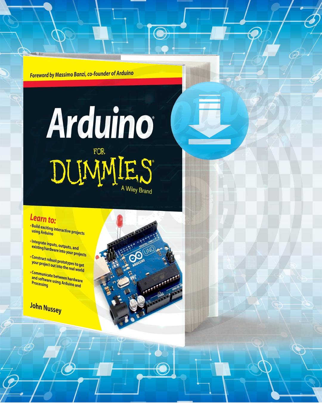 Free Book Arduino For Dummies pdf.
