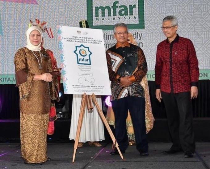 Majlis Pelancaran Logo Muslim Friendly Accommodation Recognition