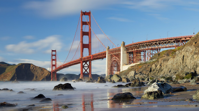 Alur Tentang Pembangunan Jembatan Golden Gate