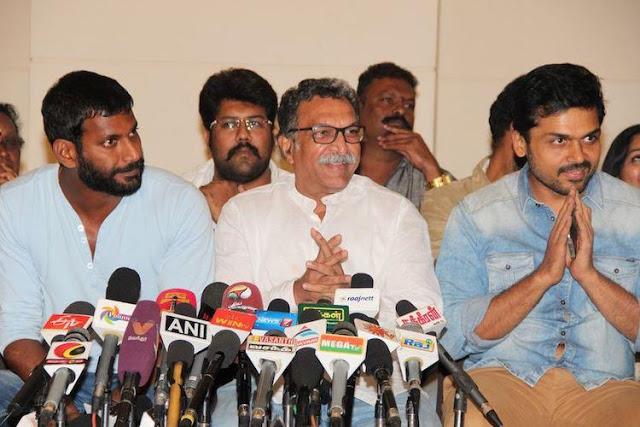 Nadigar Sangam elections live updates: Unfortunate Rajinikanth couldn't cast a ballot, says Kamal Haasan