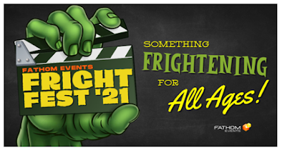 Fathom Events Fright Fest 2021