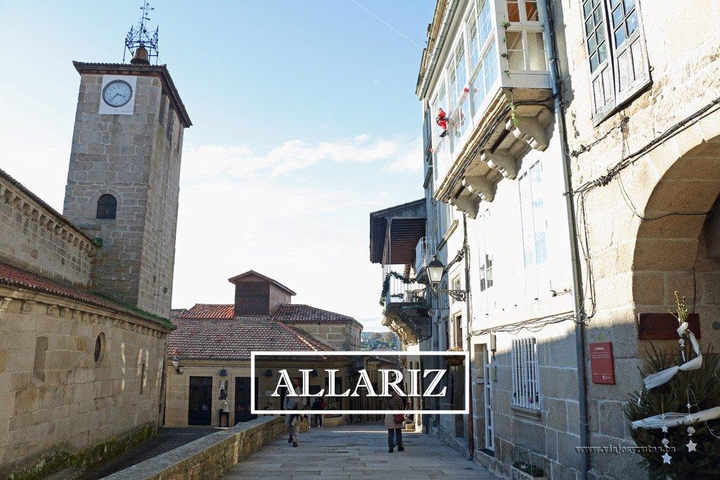 Qué ver en Allariz, un pueblo con encanto de Ourense