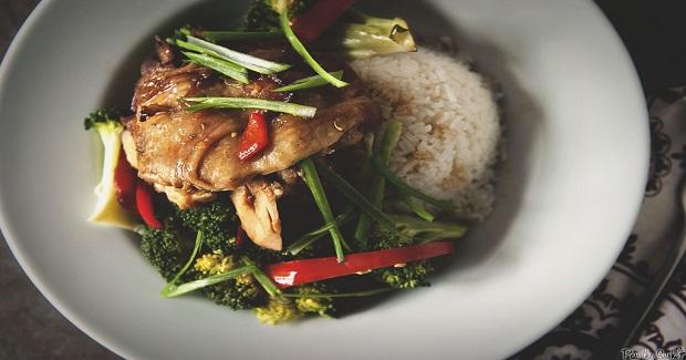 Slow Cooker Chicken Teriyaki Recipe