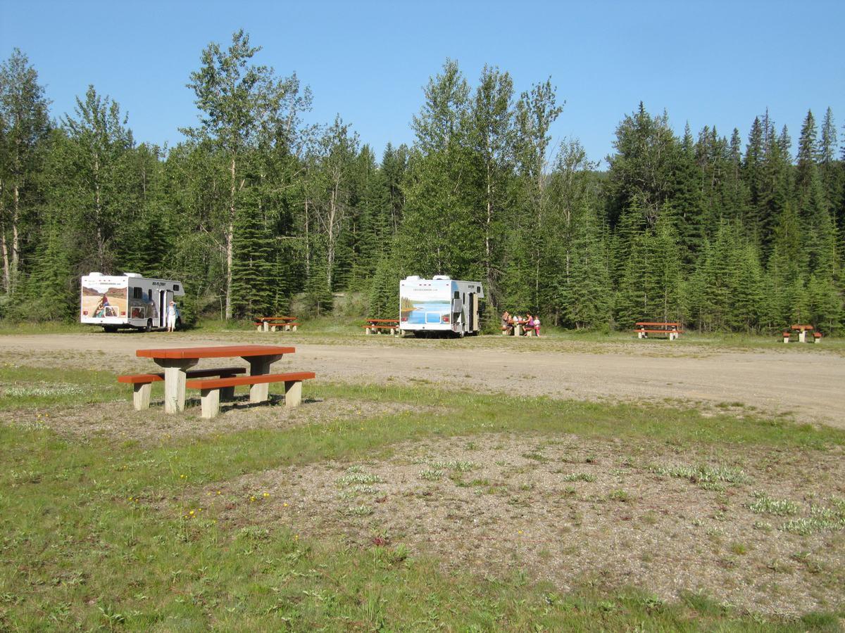 camping de Yoho