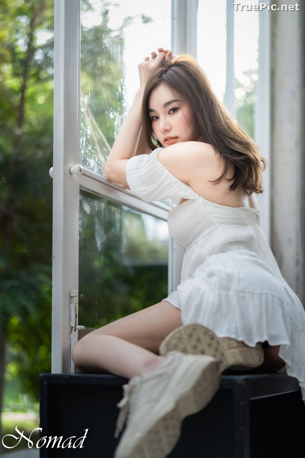 Image Thailand Model - Jarunan Tavepanya - Beautiful In Black and White - TruePic.net - Picture-5
