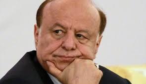 عبدربه منصور هادي الرئيس اليمني