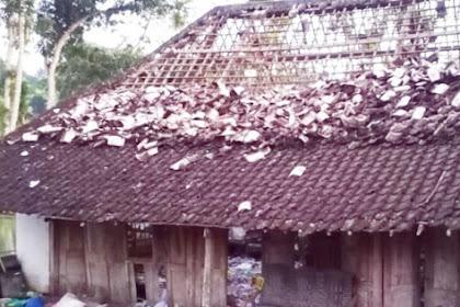 Ledakan Petasan Hancurkan Rumah di Tulungagung, 2 Korban Tewas Dengan Tubuh Hancur