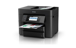 Epson WorkForce Pro WF-4745 Driver Download And Review