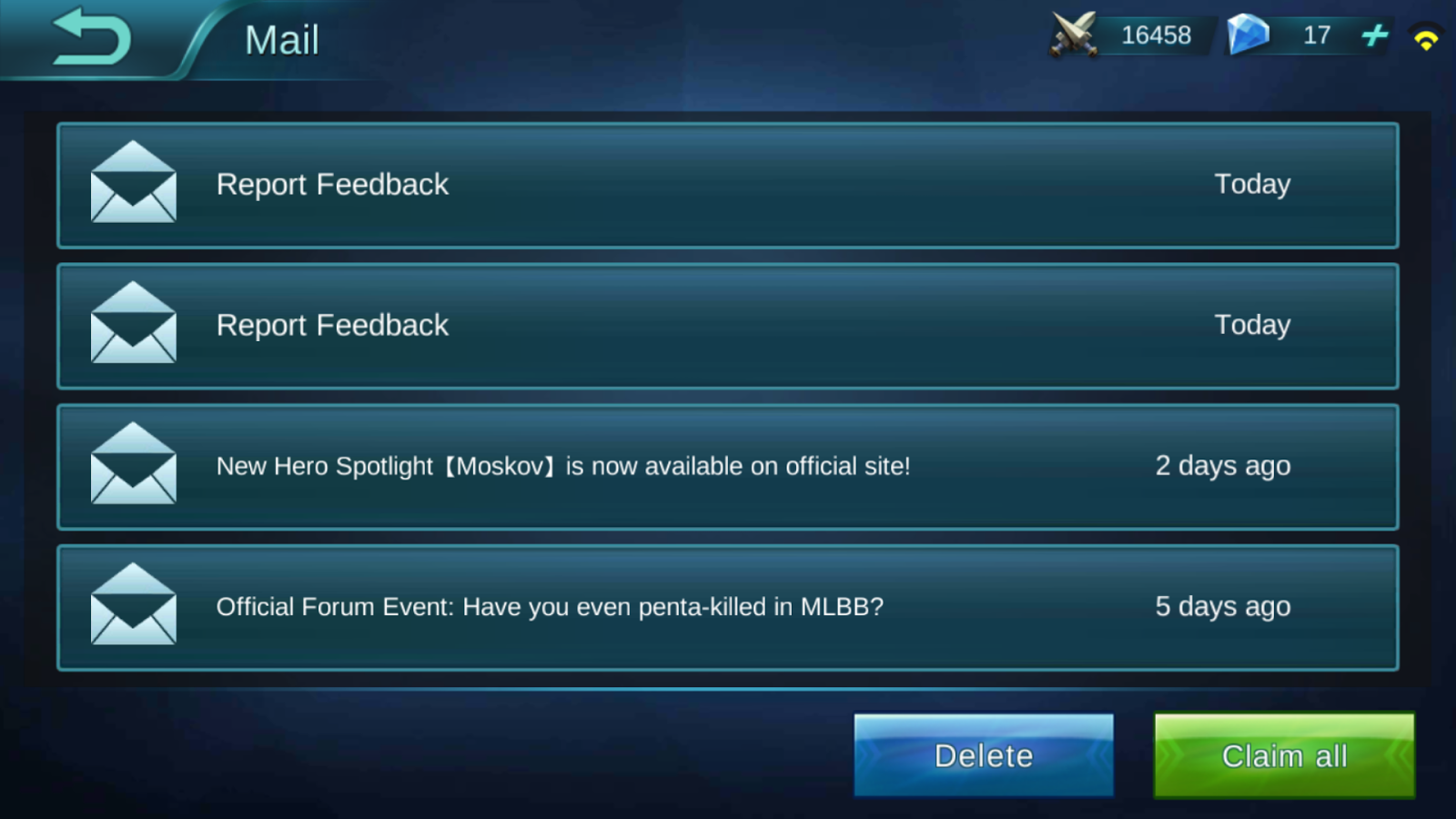 Mobile Legends Bang Bang: How to Report Quitter, Feeder, AFK players