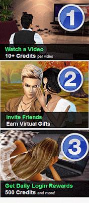 spin free game imvu