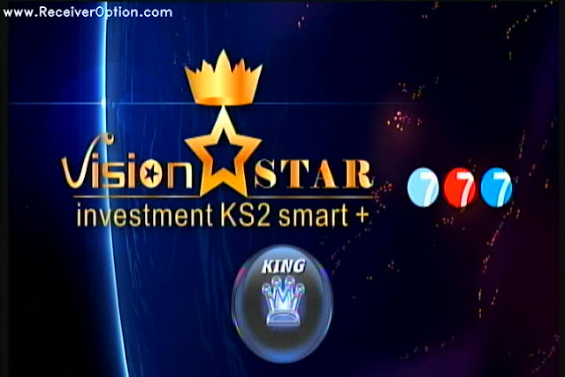 VISION STAR 777 KING PLUS 1507G 1G 8M NEW SOFTWARE WITH G SHARE PLUS V2 & ACTION SHARE PLUS OPTION