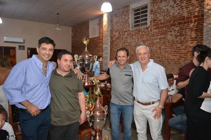 El TSC realizó su Fiesta entrega de Premios